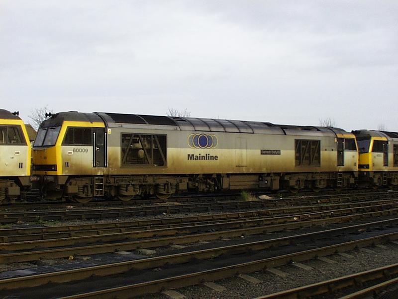 60009- Knottingley - 26/12/98