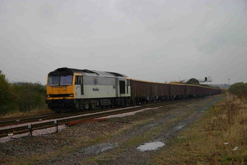 60079 - Dewsbury East Junction - 31/10/2003
