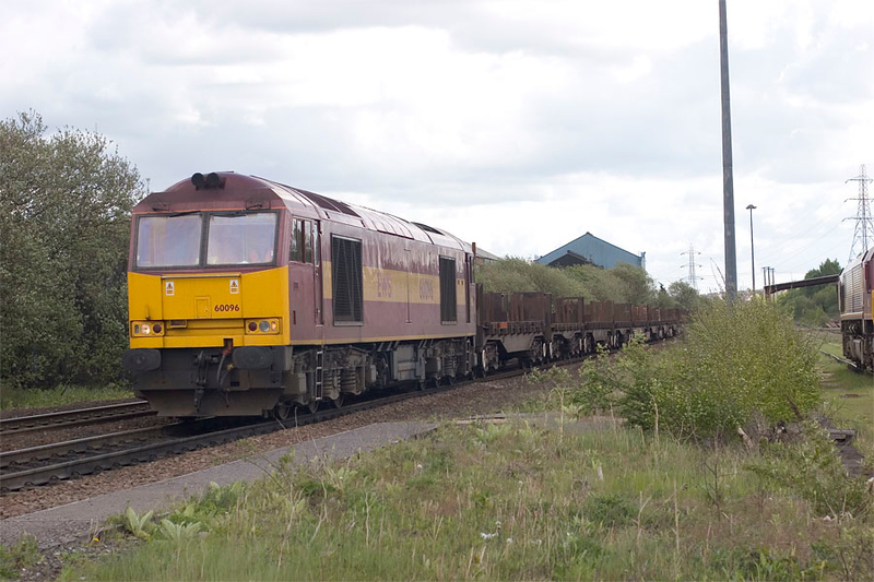 60096 - Rotherham Steel Terminal - 08/5/2005