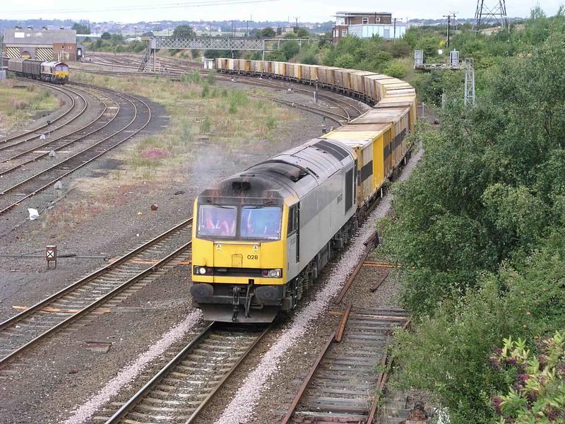 60028 - Healey Mills - 01/09/2003