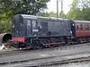 1336 shunting in Haworth yard 28th July 1999