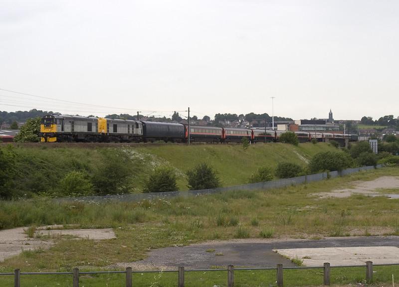 20096+20906 - Elland Road - 24/6/2006