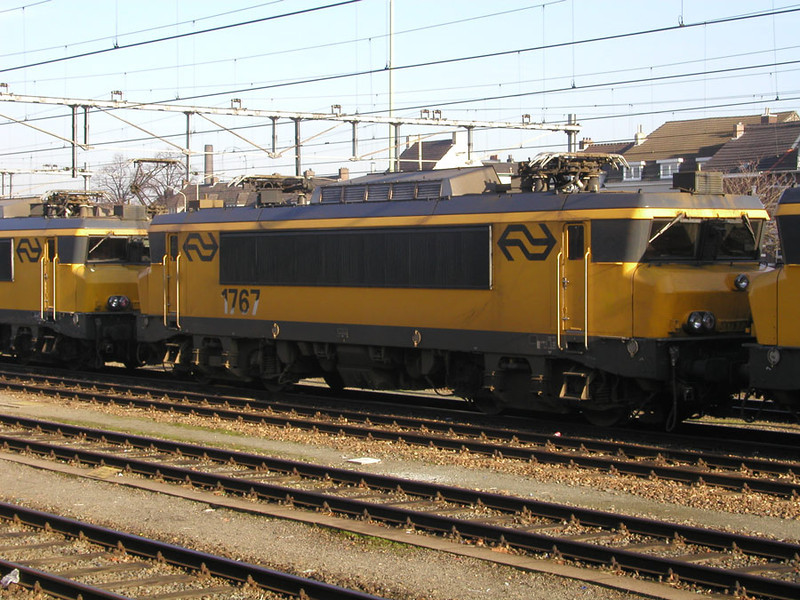1767 stabled at Maastricht  27th November 2002