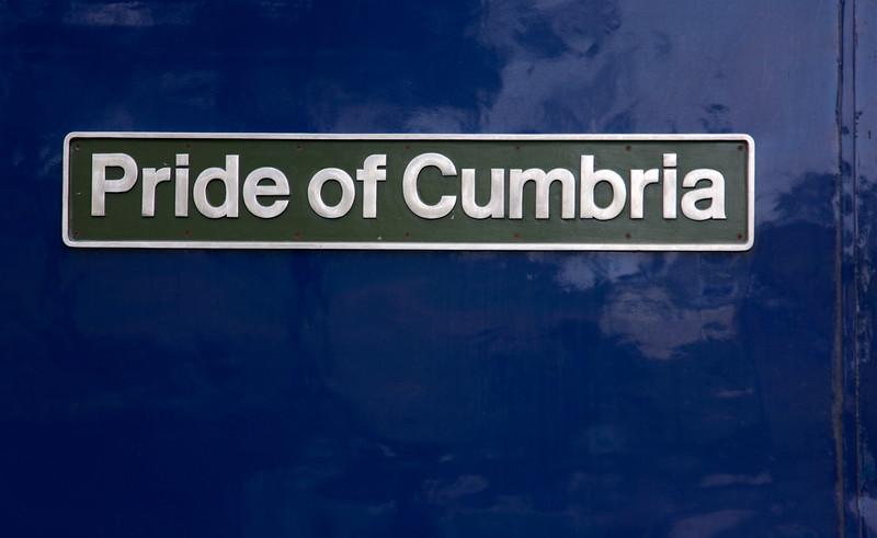 Pride of Cumbria - 47802 - 26/07/2008