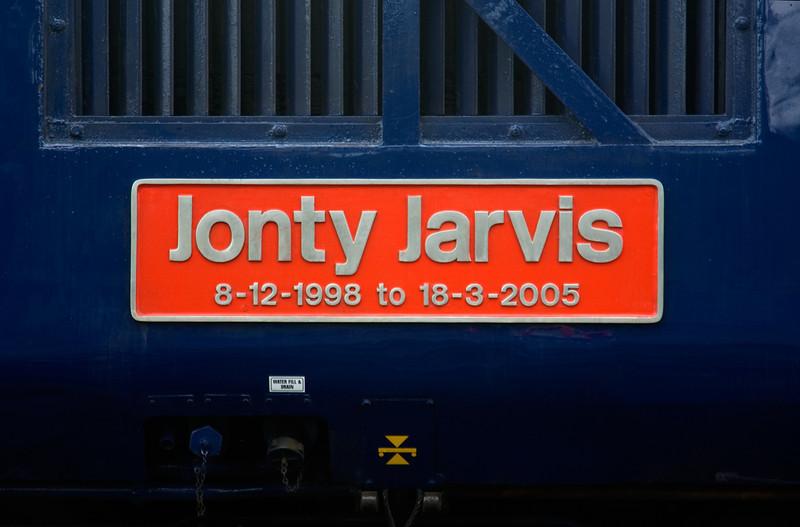 Jonty Jarvis - 37229 - 18/03/2005