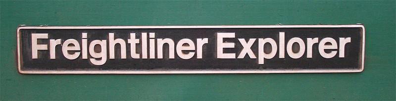 Freightliner Explorer - 57008 - 29/10/2003