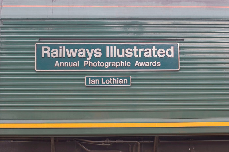 Railways Illustrated Annual Photographic Awards Ian Lothian - 02/06/2005