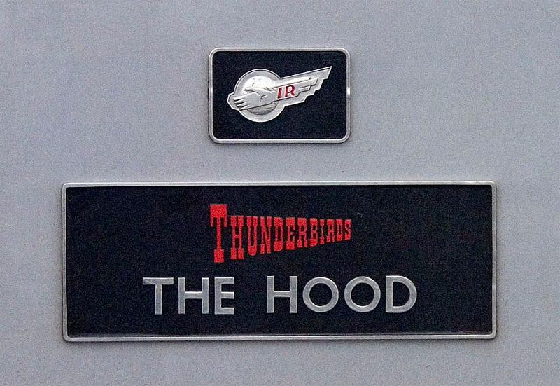The Hood - 57312 - 16/11/2003
