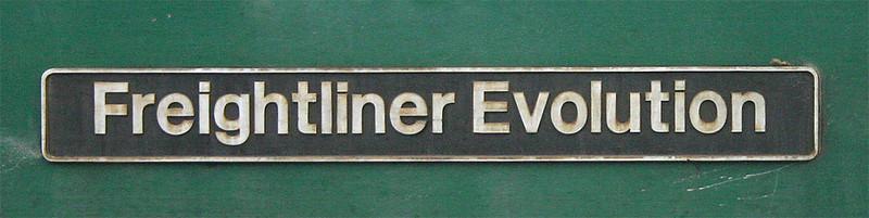 Freightliner Evolution - 57003 - 29/10/2003