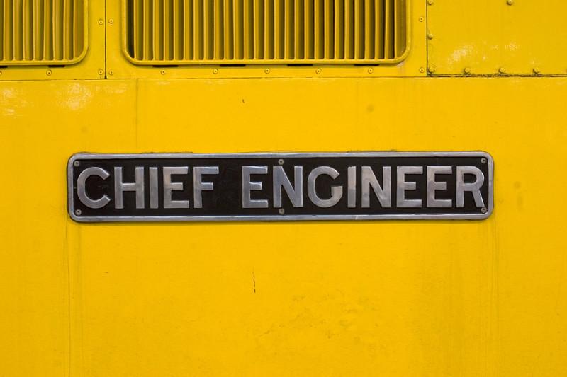 Chief Engineer - 86901 - 30/12/2005
