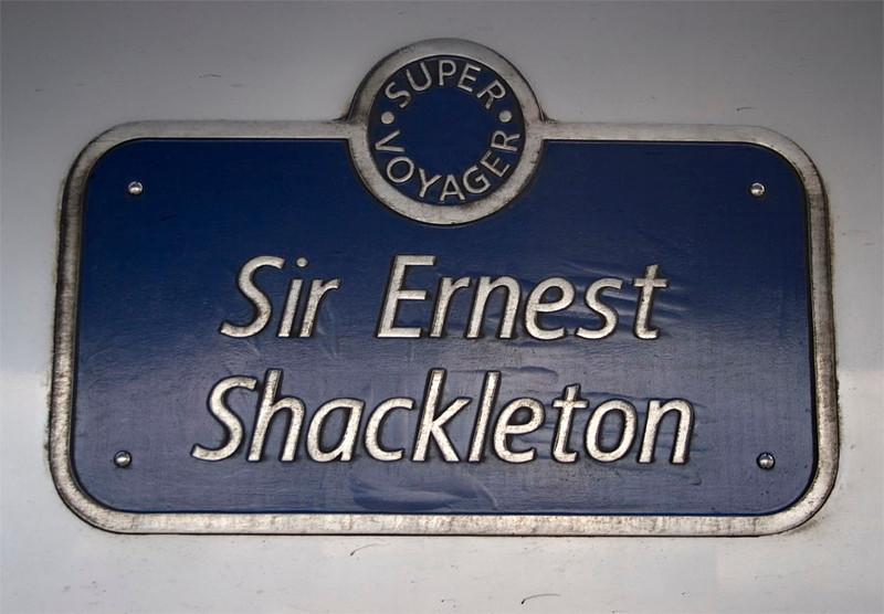 Sir Ernest Shackleton - 221 108