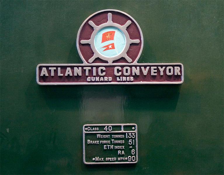 Atlantic Conveyor - D306 - 23-01-2005