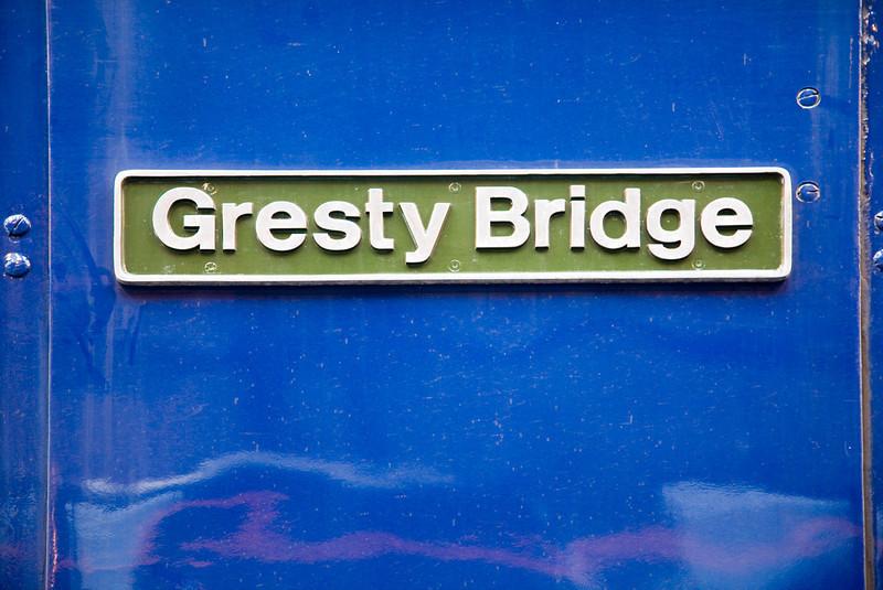 Gresty Bridge- 20310 - 07/07/2007