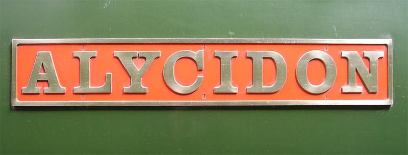Alycidon - D9009 - 05/10/2003