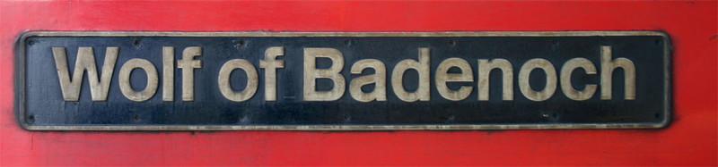 Wolf of Badenoch - 87027 - 26/10/2003