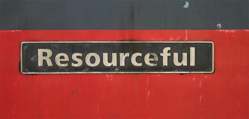 Resourceful - 47739  - 26/10/2003