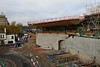 Abbey Wood new Station buildings take shape 25th December 2016