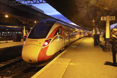 LNER 800103 Aberdeen Joint Railway Station Nov 19