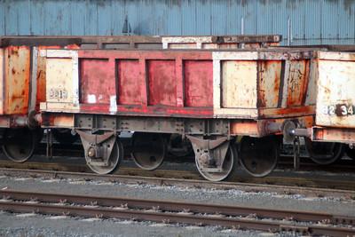 22 Series 2213 Scunthorpe Tata Steel Works 24/11/12.