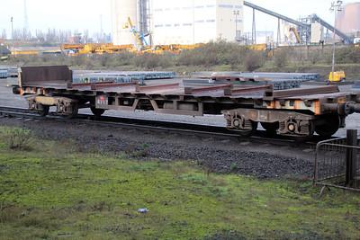 67 Series 6717 Scunthorpe Tata Steel Works 24/11/12.