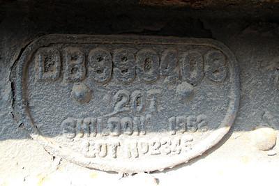 Work Plate DB990408.