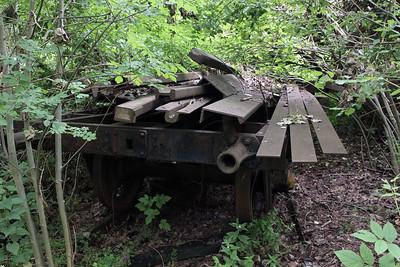 UID Ex Tank Frame at E.G.Steele, 26/06/11