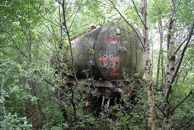 Tank 45158 at Shettlestone  03/07/12.