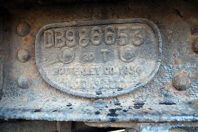 Work Plate DB986653 16/02/13.