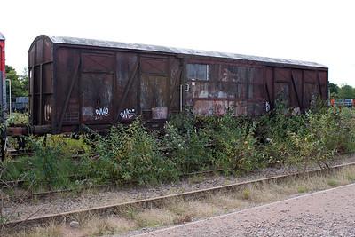 B787340 Peterborough Yard 14/08/11
