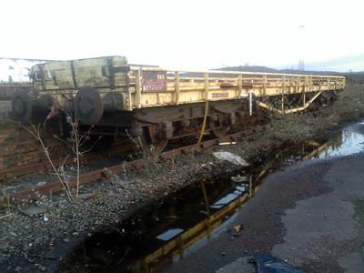 YRX DB745800 Perth Yard 08/02/08.