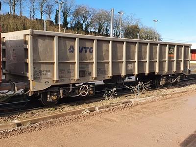 JNA 81705500193.4 Seen at Hitchin yard  23/02/21