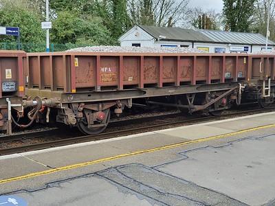 MPA 396080 seen at Hertford North  28/03/21