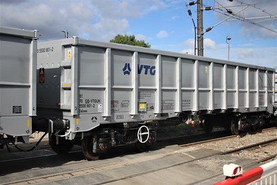 Brand new JNA 81705500801.2 seen at Mitre Bridge Jct on Dollands Moor to Wembley wagon move  02/11/20