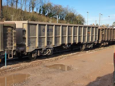 JNA 81705500190.0 Seen at Hitchin yard  23/02/21