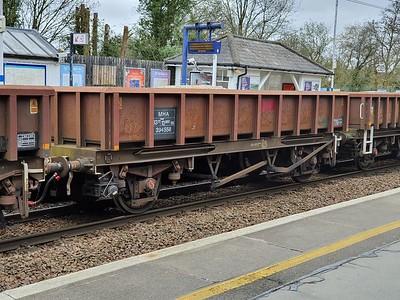 MHA 394558 seen at Hertford North  28/03/21