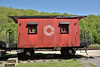 Elk River Coal & Lumber Co. 4-wheel caboose