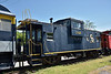 Chesapeake and Ohio Type M930 Wide Vision  caboose