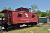 Chesapeake and Ohio Type M930 caboose