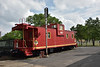 Former Illinois Central Caboose N0.912