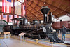 Baltimore & Ohio Railroad 0-8-0 No. 57 ' Memnon'<br /> Built in 1848<br /> One of only a handful of surviving original locomotives from the 1840s<br /> <br /> B&O Railroad Museum Baltimore<br /> <br /> 8 May 2015