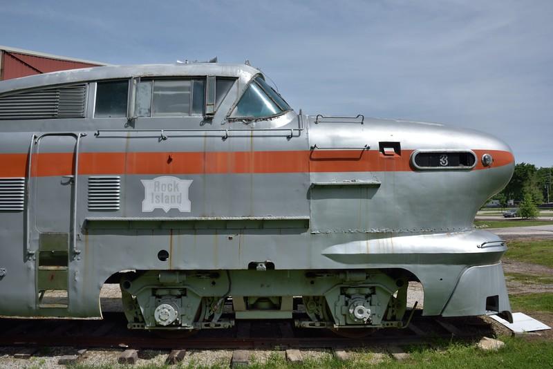 Rock Island Aerotrain