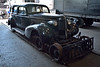 Maryland & Pennsylvania Railroad Buick Inspection car<br /> <br /> B&O Railroad Museum  Baltimore<br /> 8  May 2015