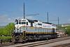 ALCO C-636 No.3642 originally delivered to Penn Central in 1968<br /> On display in Delaware & Lackawanna colours<br /> <br /> Steamtown. Scranton. PA.<br /> 10 May 2015