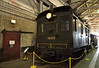 Central Railroad of New Jersey   CNJ No.1000<br /> ALCO-GE Ingersoll Rand Box cab 300 hp diesel electric switcher<br /> Built: 1925<br /> <br /> B&O Railroad Museum  Baltimore<br /> 8  May 2015