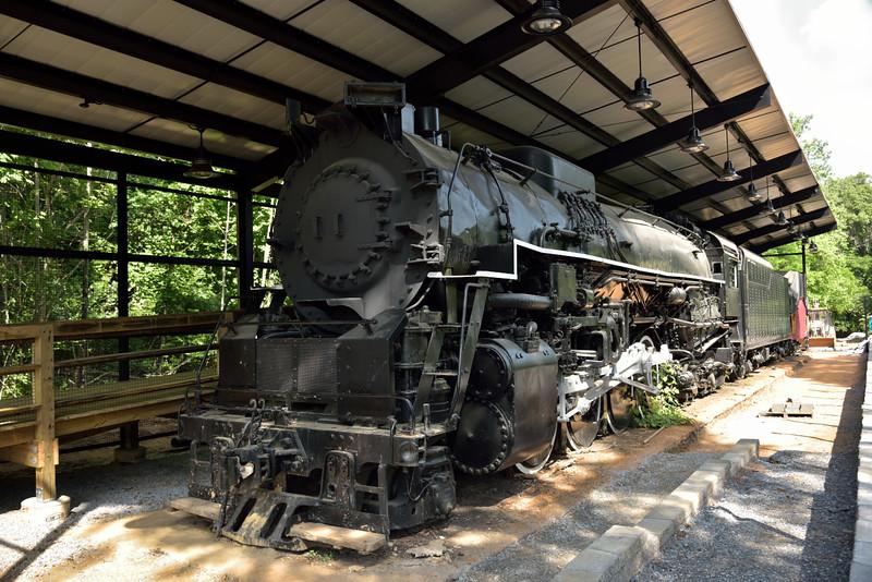 Chesapeake & Ohio Class K-4  No.2760