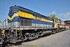 Former Delaware & Lackawanna ALCO C-425 No.2423<br /> <br /> Steamtown. Scranton. PA.<br /> 10 May 2015