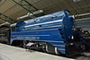 Pennsylvania Power & Light  0-8-0F Fireless loco  No. 4094-D <br /> Built by Heisler in1940  <br /> <br /> Railroad Museum of Pennsylvania, Strasburg. PA<br /> 9  May 2015