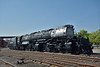 Union Pacific 4-8-8-4 'Big Boy'  No.4012<br /> Built at ALCO Schenectady Works in 1941 Works No. 69583<br /> <br /> Steamtown, Scranton.PA<br /> 10   May 2015