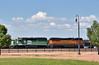 BNSF  'Slug 332'