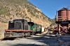 44 GE Ton Switcher <br /> <br /> Georgetown Loop Railroad<br /> Silver Plume, Colorado